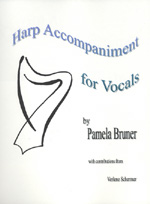 Harp Accompaniment for Vocals